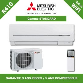 Climatisation Mono-Split MSZ-SF25VE / MUZ-SF25VE MITSUBISHI ELECTRIC