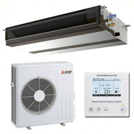 Clim Gainable PEAD-SM125JA / PUZ-SM125VKA MITSUBISHI ELECTRIC
