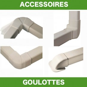 Goulottes Beige